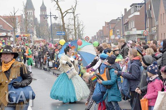 karneval papenburg 2019